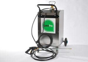 LanoPro Pressure Sprayer is effective for application of oils, coatings