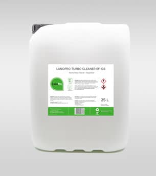 Heavy Duty Cleaner and Degreaser 25L plastic can