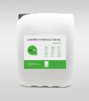 Hydraulic Oil 68 EAL from LanoPro
