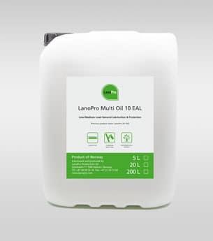 Multi Oil 10 EAL from LanoPro 20L