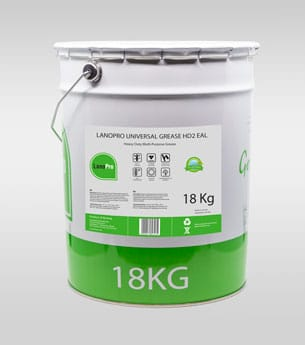 Biodegradable Universal Grease in 18kg steel pail From LanoPro