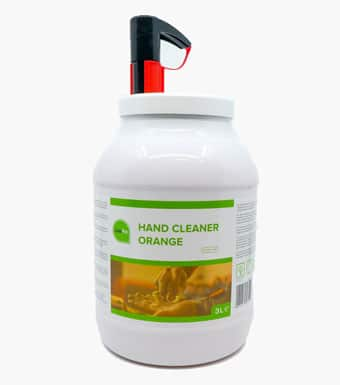 LanoPro Hand Cleaner Orange