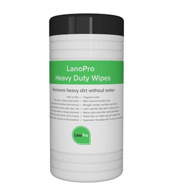 LanoPro Heavy Duty Wipes