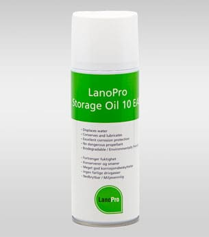 LanoPro Storage Oil 10 EAL Spray can